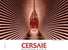 2009 Cersaie poster, designed by Italian architect Mario Botta.