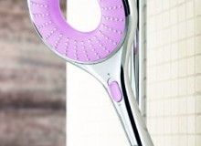 For every sale of the Red Dot award-winning Rainshower Icon hand shower in pink during the month of October at participating showrooms, GROHE will donate $10 to the Breast Cancer Research Foundation.
