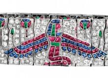 1924 Egyptian bracelet.