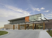 Canada's state-of-the-art St. John's Rehabilitation Hospital and Ambulatory Care Centre is located in northeast Toronto. Photo by Tom Arban