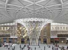 The transformation of King's Cross Station by John McAslan + Partners is one of the winners of the 2013 European Union Prize for Cultural Heritage / Europa Nostra Awards.