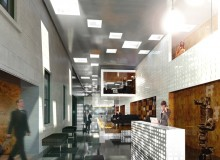 Lemay will participate in the architectural and interior design of the Mount Stephen complex