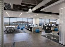 FIRM: AECOM   Los Angeles, CA; PROJECT: Velti Headquarters   San Francisco, CA