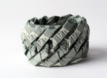 """From the """"Money Makes the World Go Round"""" collection by Tine De Ruysser"""