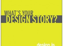 Cover of the Call for Entry for Shaw's Design Is...Award