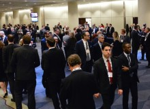During the National Summit on Corporate Real Estate - hosted by IIDEXCanada - attendees have the opportunity to network with more than 200 CEOs, asset managers, owners, corporate real estate executives, designers and architects