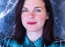 milie F. Grenier , narrative experience designer,  2014 Recipient Phyllis Lambert Design Montreal Grant   Photo credit: Catherine Marois