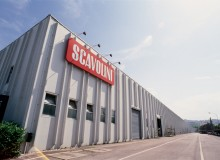 Scavolini was founded in Pesaro in 1961 thanks to the enterprise of the brothers Valter and Elvino Scavolini, and grew in just a few years from a small fitted kitchen building workshop to one of Italy's biggest industrial concerns
