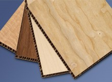 Falconwood, the latest addition to the Falconboard family of industry-leading sustainable graphic board products, has been engineered to provide significant advantages over wood - including printability, weight and total cost