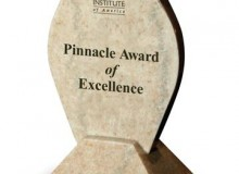 "Tiffany Aryeh of Amalfi Stone & Masonry, Inc. in Sun Valley, CA commented on the significance of winning a Pinnacle Award. ""Being a recipient of the coveted Pinnacle Award is a dream come true. It is such an honour to be amongst so much talent and be part of a group of projects that represents exceptional stone work around the globe."""