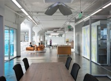 Offices of Perkins+Will in San Francisco. Photo courtesy Perkins+Will /  Mariko Reed