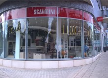 The Scavolini London store is situated in a modern new building in thriving West Hampstead; it spans a surface area of 280 square metres