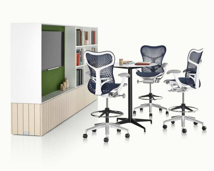 Herman Miller Mirra Canadian Interiors