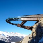 Glacier Skywalk. Photo: Robert Lemermeyer.