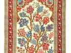 Wall hanging , Iran, 19th century. Gift of Wendy Knapp Olney in honour of Dr. Annie Smith, T2007.34.2