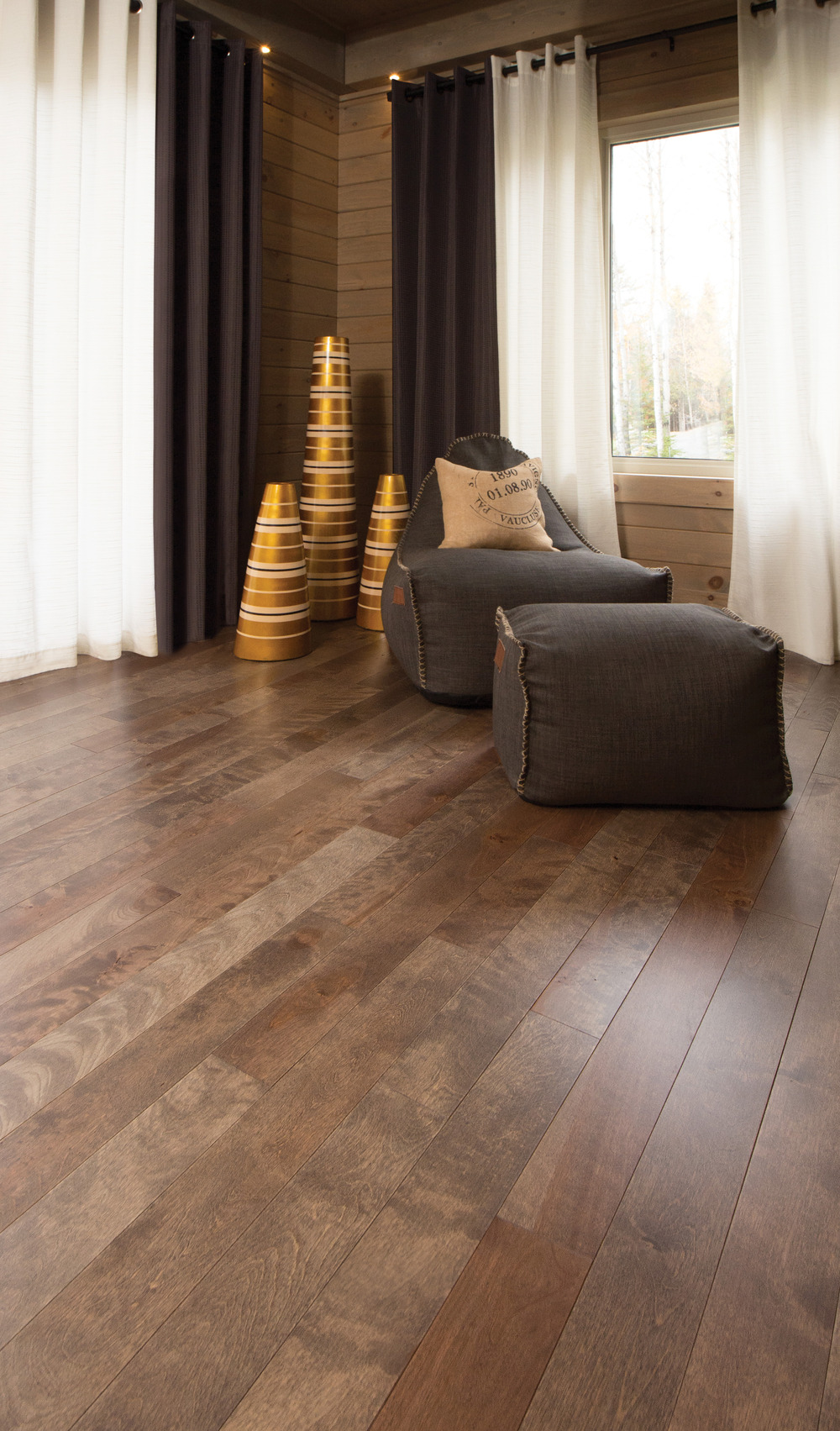 Photo Courtesy Of Mirage Hardwood Floors