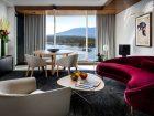Living Room. Photo credit: Fairmont Pacific Rim