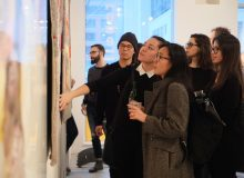 In Series Exhibition Photo credit: Saghi Malekanian