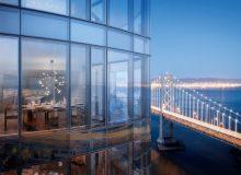 LUMINA Condominium Develoment - Bay Bridge. Photo credit: Steelblue