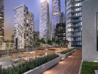 LUMINA Condominium Development - Roof Top Terrrace/Movie Lawn. Photo credit: Steelblue