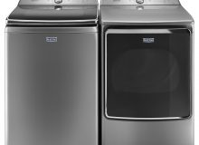 Extra Large Capacity Top Load Washer. Photo courtesy of Maytag.