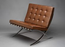 Side Chair by Ludwig Mies van der Rohe. Photo courtesy of the ROM.