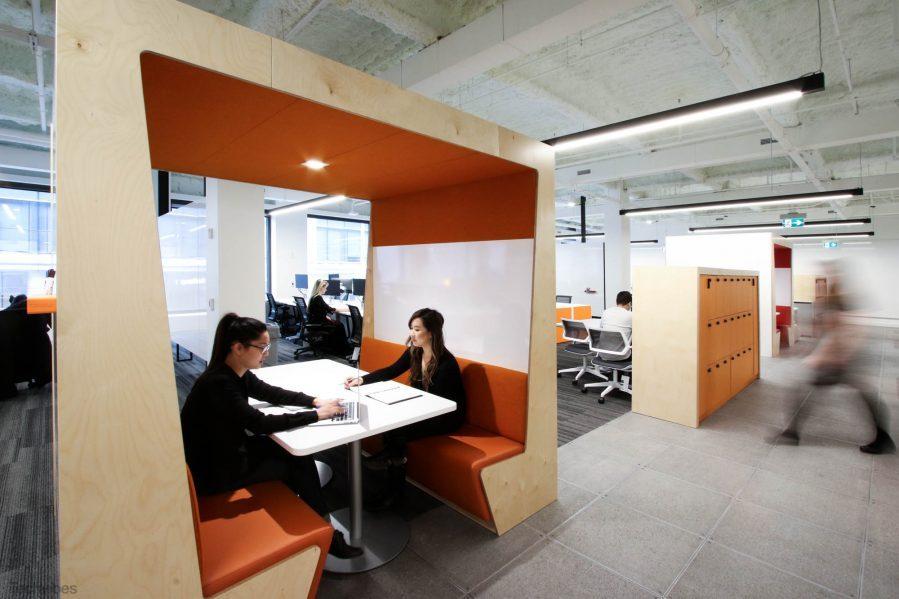 Scotiabank Digital Factory Canadian Interiors