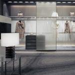 Holt Renfrew Personal Shopping Suites. Photo: Ben Rahn / A-Frame Studio