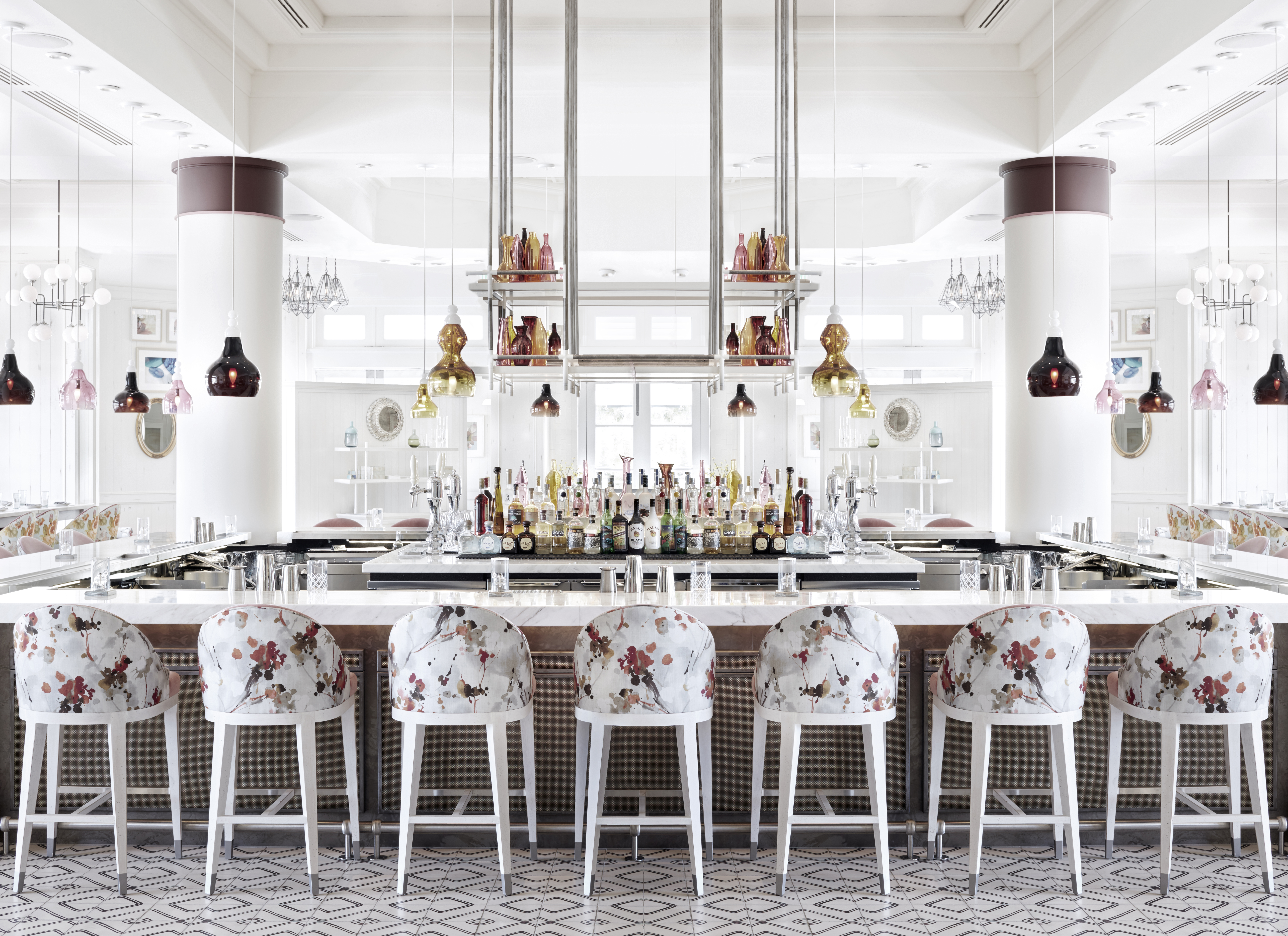 Bottiglia Cucina Enoteca, Green Valley Ranch, Las Vegas, Studio Munge