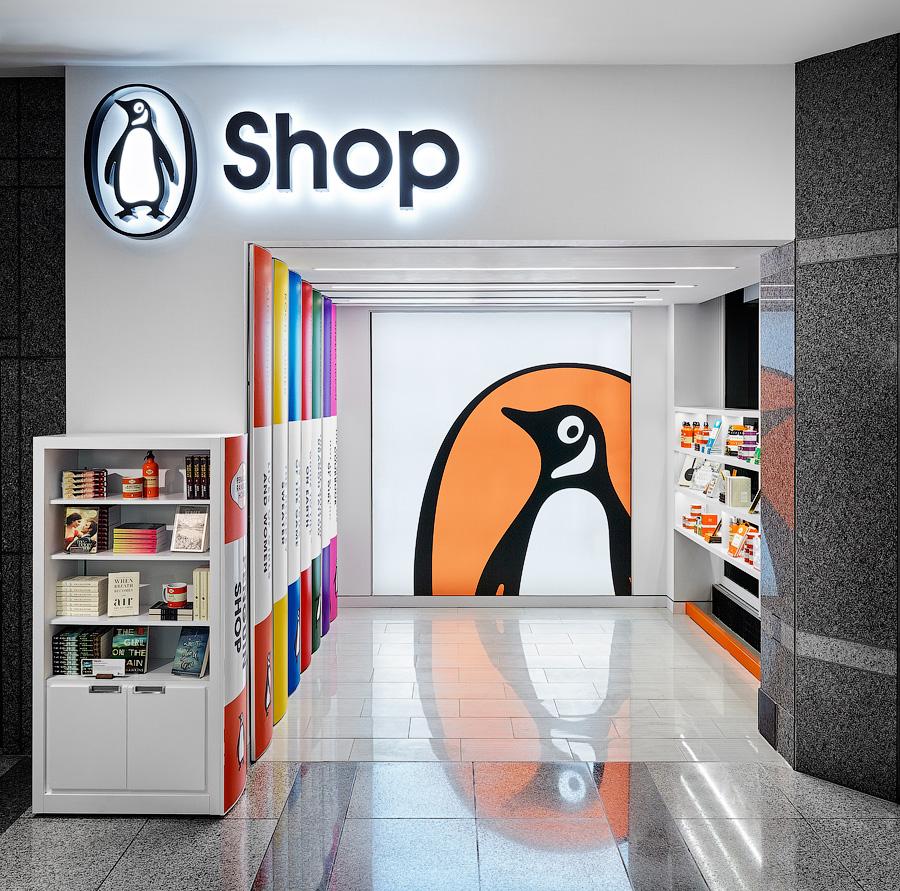 Penguin Shop, figure3, ARIDO Awards