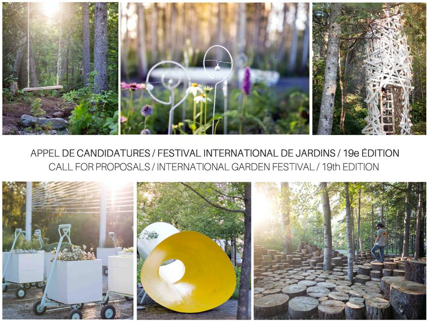 International Garden Festival, Reford Gardens