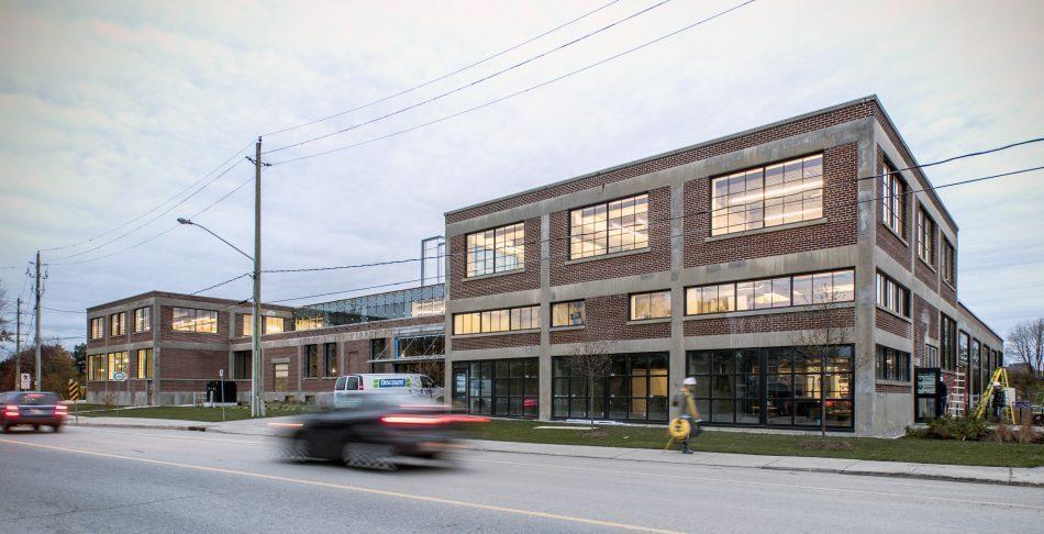 Innovation Centre, Ottawa. Slack