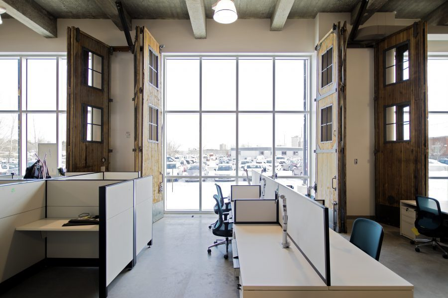Innovation Centre at Bayview Yards, Hobin Architecture