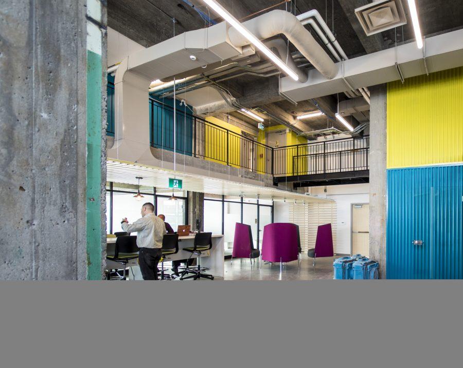 Innovation Centre at Bayview Yards, Ottawa, Hobin Architecture