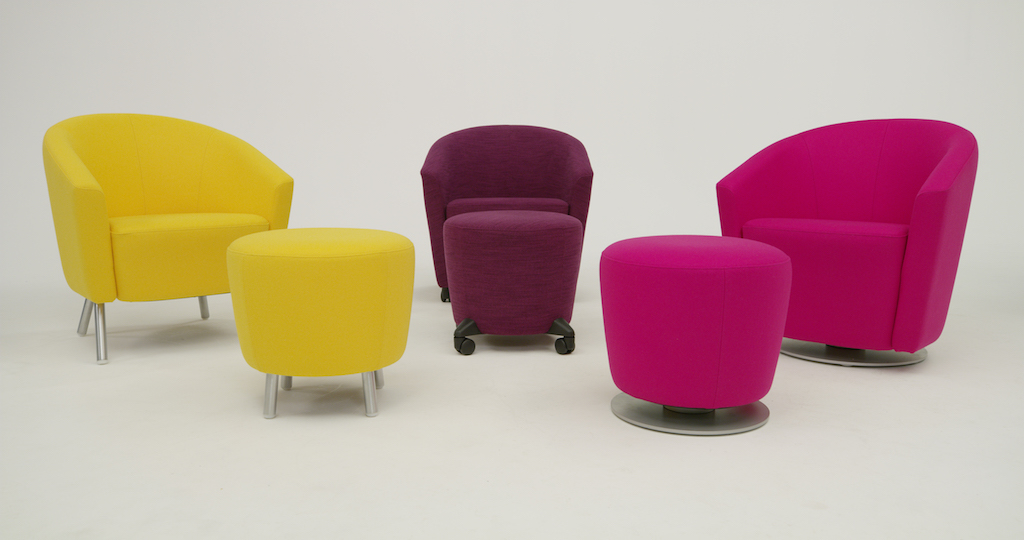 Summit Lounge, by Integra, NeoCon