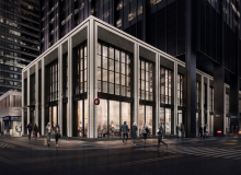 Rendering of Buca at Yonge + st. Clair. Image via Gensler