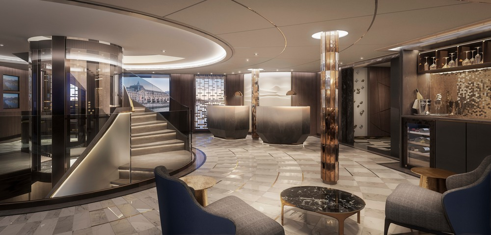 II BY IV DESIGN, Crystal Cruises