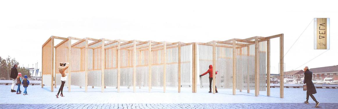 Ice Breakers, 'Ensemble' by João Araújo Sousa and Joana Correia Silva, JJs Arquitectura (Porto, Portugal)