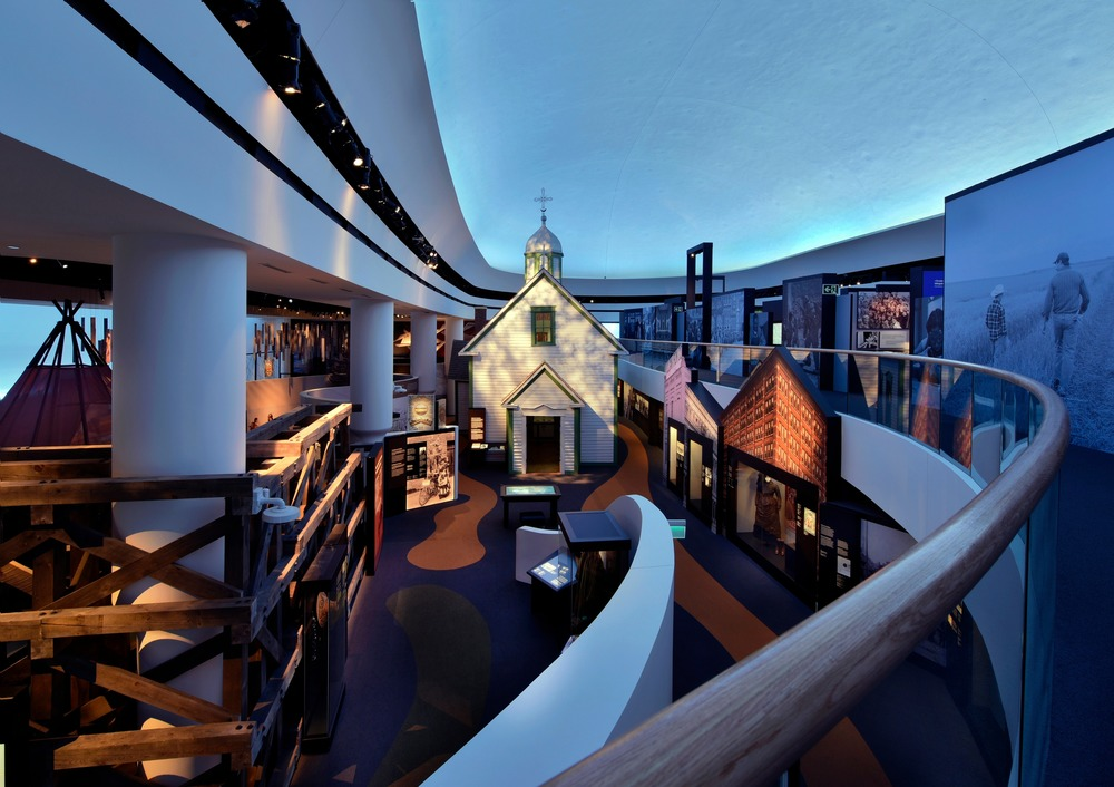Canadian Museum of History. Photo credit: Gordon King