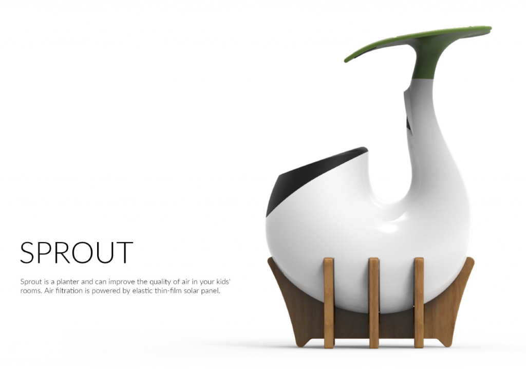 Sprout, Behance