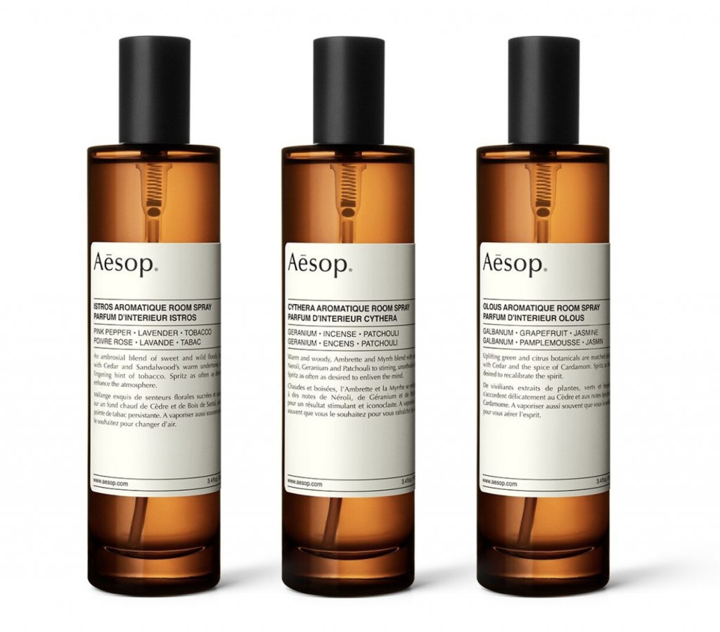 Aesop, Holiday Gift Guide
