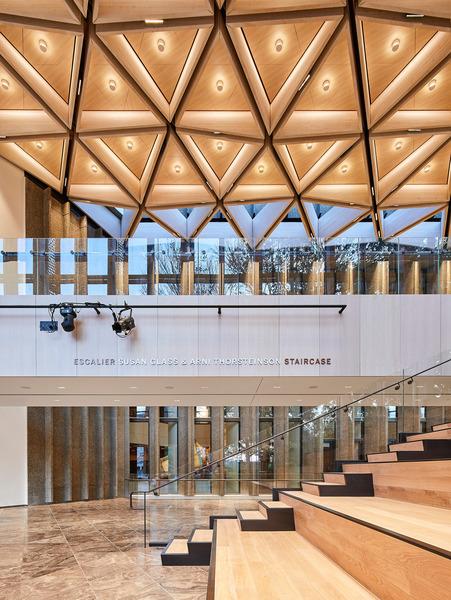 National Arts Centre, Diamond Schmitt Architects