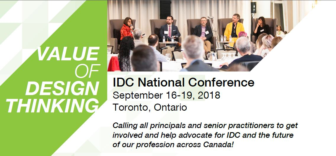 National Idc Conference Comes To Toronto In September Canadian Interiors