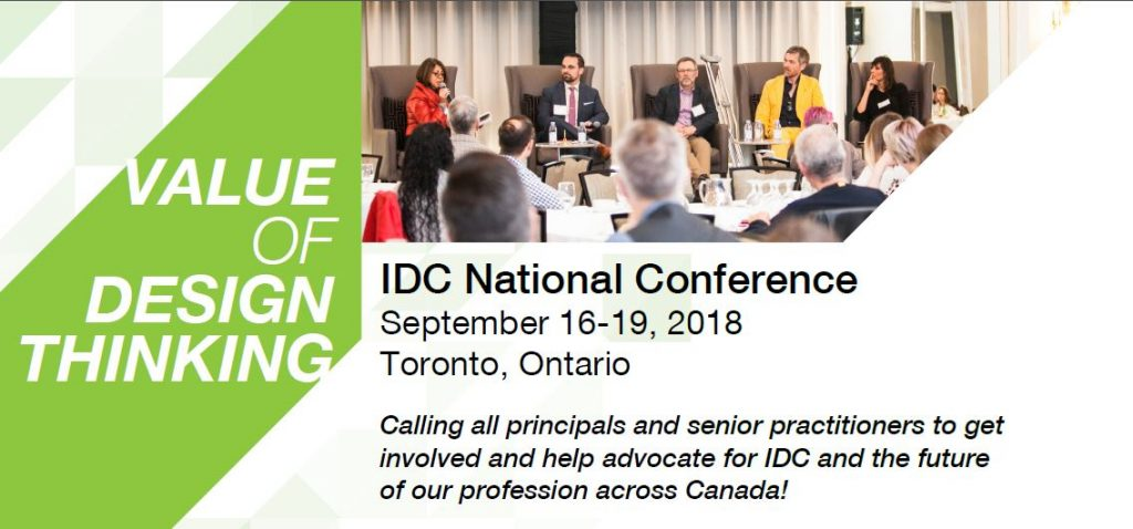 IDC National Coference 2018, Toronto