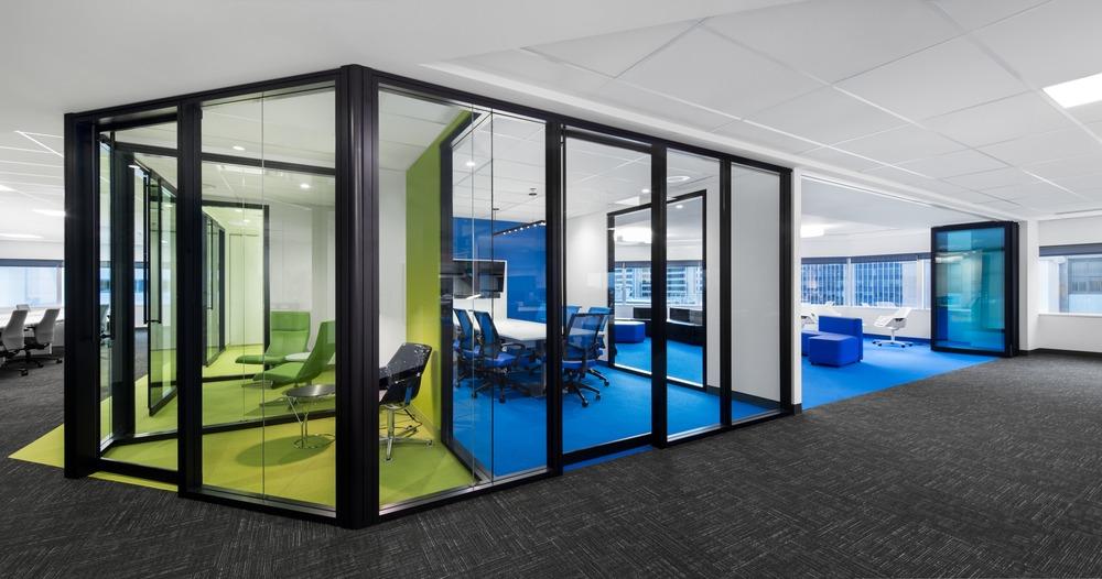 VAD Designers, Gensler, National Bank, Montreal