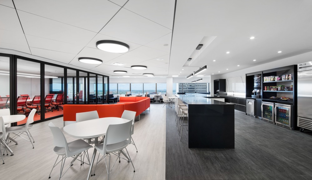 VAD Designers, Gensler, National Bank, Montreal