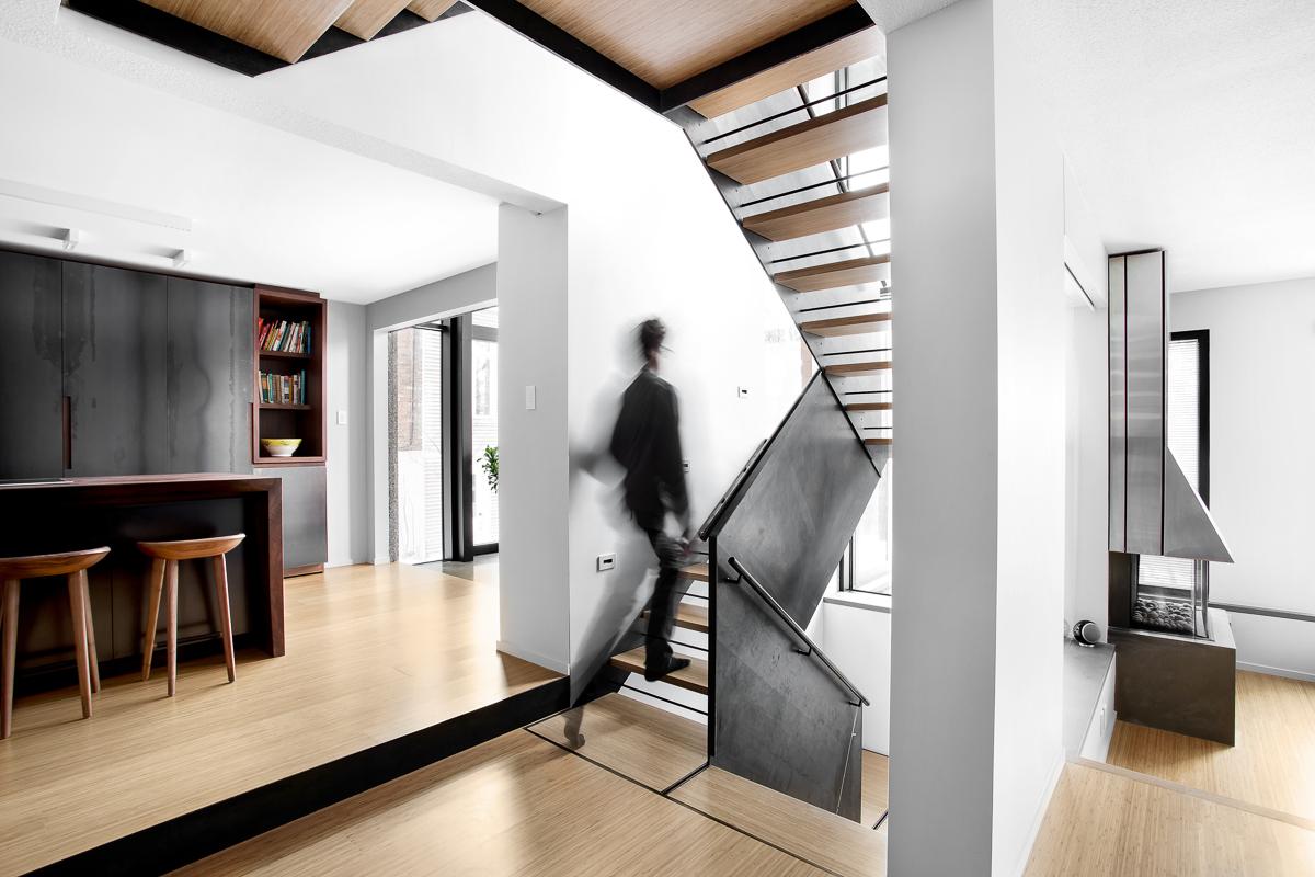 ArchitemWolff ShapiroKuskowskiArchitectes, Montreal