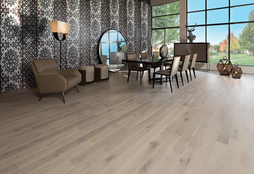 Five New Colours Unveiled For Mirage S Hardwood Flooring