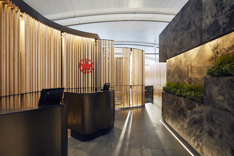 Air Canada, YYZ, Pearson, Heekyung Duquette Design Office