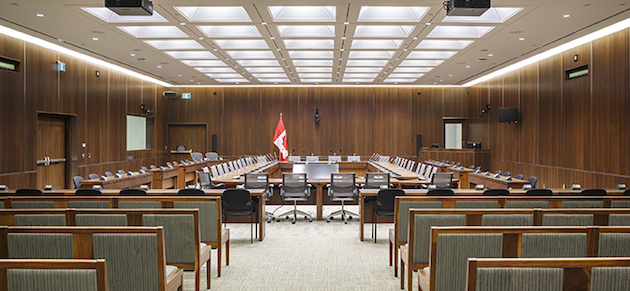Wellington Building, Ottawa, NORR